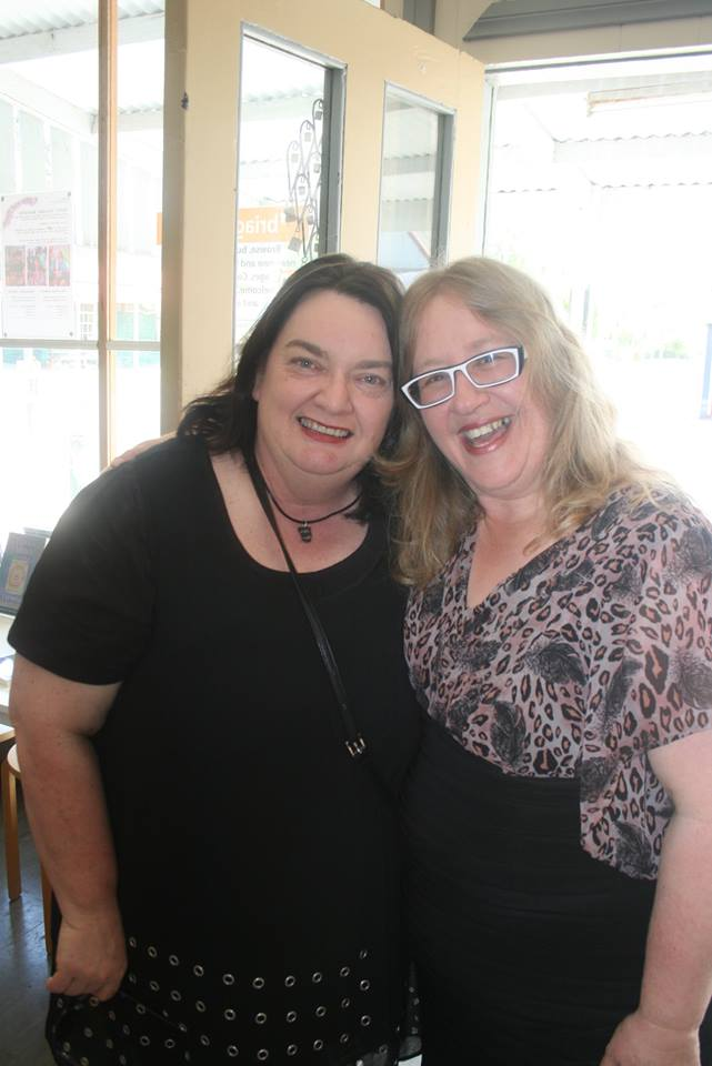 Jo and Belinda