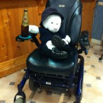 Smokey and the Wheelchair Bandit