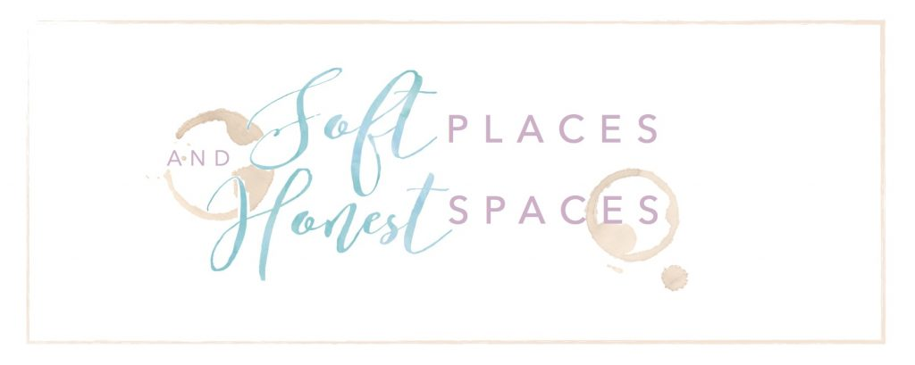 Soft Places Honest Spaces TITLE OPTION 2