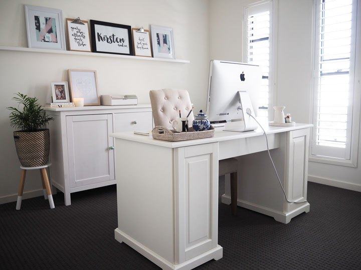 KIRSTEN AND CO HOME OFFICE REVEAL